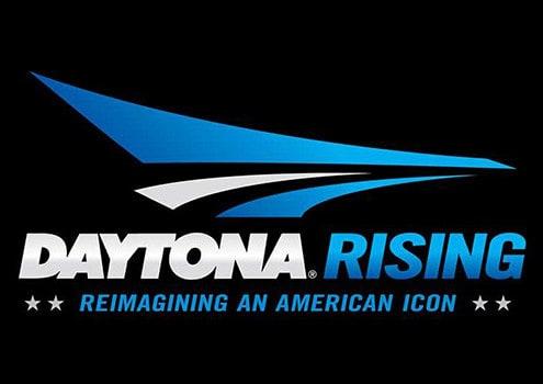Daytona Rising logo